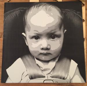 Art Photo on laser tile