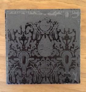 Custom Laser Etched Ceramic tile